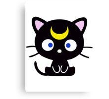Chococat Luna Canvas Print
