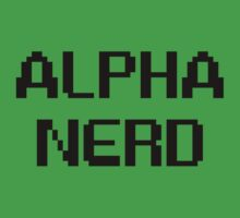 Alpha Nerd by BrightDesign
