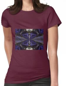 The Pool of Projection Womens Fitted T-Shirt