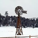 Winterscape in Utah by MichaelBr