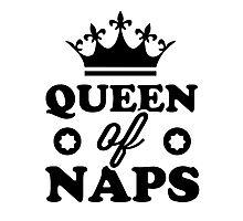 Queen of Naps Photographic Print