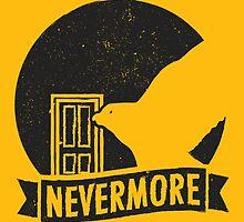 Nevermore by mattblaisdell