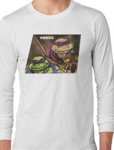 """Teenage Mutant Ninja Turtles """"#Bros"""" Long Sleeve T-Shirt"""