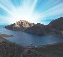 Taba Sunrise Egypt by konga
