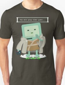 Jedi Mo: You will play video games... T-Shirt
