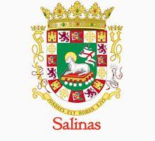 Salinas Shield of Puerto Rico Unisex T-Shirt