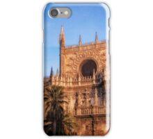 Seville Cathedral Morning Light iPhone Case/Skin