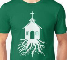 Small Church Roots Unisex T-Shirt