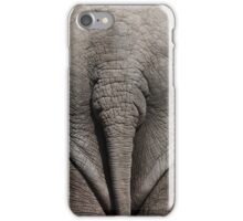 Funny Elephant Butt and Tail iPhone Case/Skin