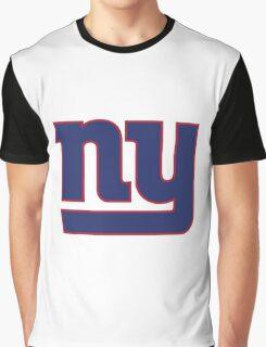 New York Giants Graphic T-Shirt