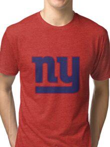 New York Giants Tri-blend T-Shirt