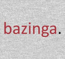bazinga. Kids Clothes