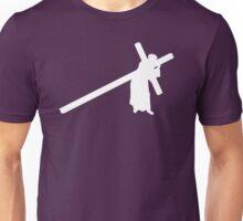 Jesus Carrying Cross Unisex T-Shirt