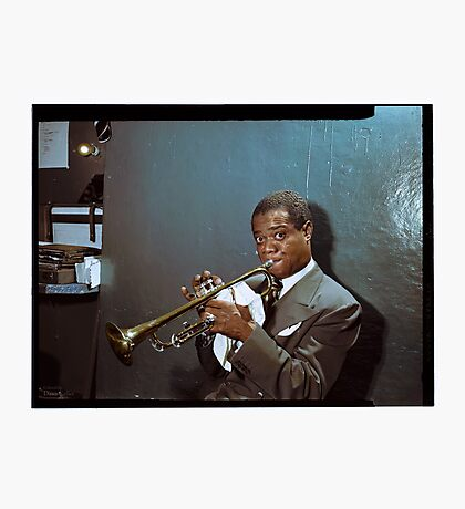 Louis Armstrong, 1946 Photographic Print