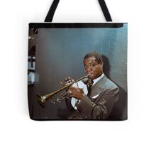 Louis Armstrong, 1946 Tote Bag