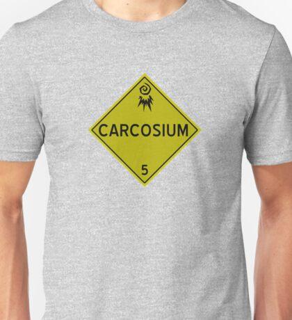 True Detective - Carcosium Yellow Unisex T-Shirt