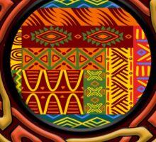 Tribal Celt Nsomba Sticker