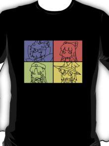"Touhou ""Yacchatta"" (No text version) T-Shirt"
