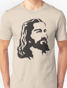 Jesus Christ Profile T-Shirt