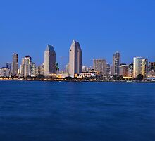 San Diego Evening by Timothyoleary