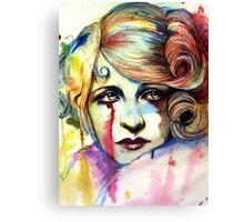 Ms. Darby (VIDEO IN DESCRIPTION!!)  Canvas Print
