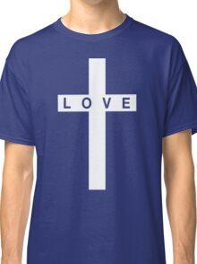 Love Cross Classic T-Shirt