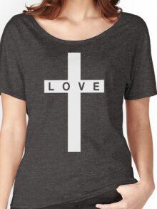 Love Cross Women's Relaxed Fit T-Shirt