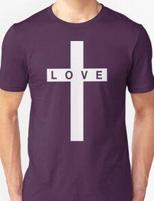 Love Cross Unisex T-Shirt