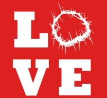 Love Thorns by christianity