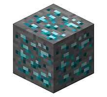 Diamond Ore by Halldo