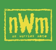nWm - no worries mate (green & gold) by bootlegtees