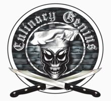 Skull Chef: Culinary Genius by sdesiata