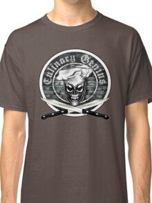 Skull Chef: Culinary Genius Classic T-Shirt