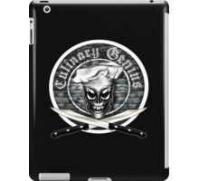 Skull Chef: Culinary Genius iPad Case/Skin