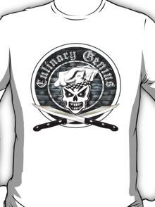 Skull Chef: Culinary Genius 2 T-Shirt