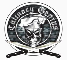 Skull Chef: Culinary Genius 3 by sdesiata