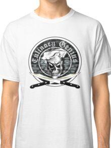 Skull Chef: Culinary Genius 3 Classic T-Shirt