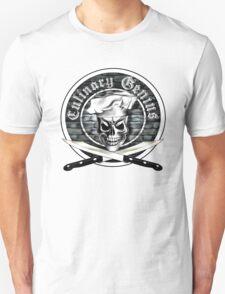 Skull Chef: Culinary Genius 3 T-Shirt