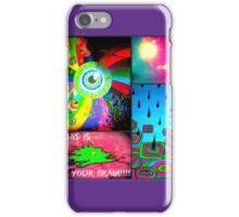 Delusional Resynthesis iPhone Case/Skin