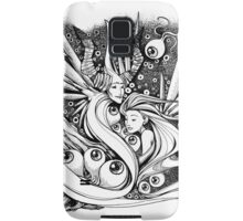 Maleficent - i-phone 4s Samsung Galaxy Case/Skin