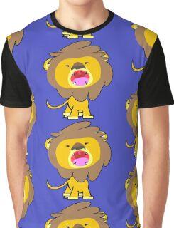 Little Lion Graphic T-Shirt