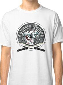 Skull Chef: Culinary Genius 6 Classic T-Shirt