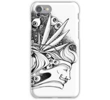 Ink - maleficent 3 iPhone Case/Skin