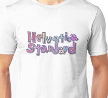 "Nichijou ""Helvetica Standard"" Unisex T-Shirt"