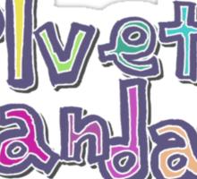 "Nichijou ""Helvetica Standard"" Sticker"