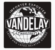 Vandelay Industries Shirts and Stickers by 8675309