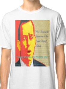 Building Intolerance Classic T-Shirt