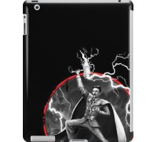 Tesla God Of Thunder iPad Case/Skin