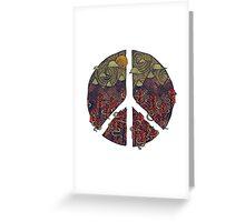 Peaceful Landscape Greeting Card