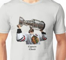 Captain Clutch with The Cup (Toews) Unisex T-Shirt